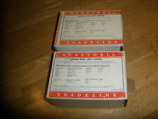 """2 HONEYWELL  L4069A 1078 LIMIT CONTROL SWITCH  3"""" INSERTION"""