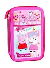 "Peppa Wutz Kinder Rucksack /""Pink is my happy colour/"" NEU//OVP"