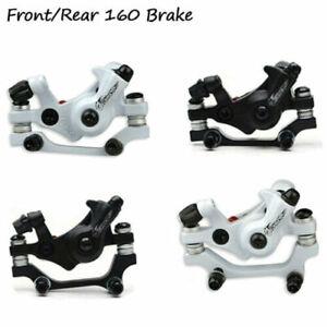 ZOOM//JEDERLO MTB Bike Hydraulic//Mechanical Disc Brake Calipers Cycling Brake Set