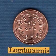 Portugal 2009 5 centimes d'euro SUP SPL Pièce neuve de rouleau - Portugal