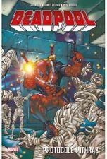 Marvel SelectDeadpool Protocole Mithras  Panini