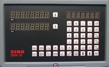 Sino 2 Axis Digital Readout Dro Kit For Lathe Or Milling Complete Unit