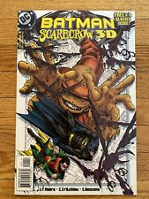 Batman Scarecrow 3D 1998 DC John Francis Moore