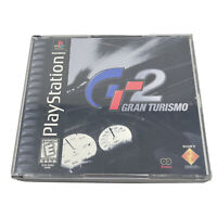 Gran Turismo 2 (Sony PlayStation 1, 1999) PS1, CIB