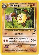 Primeape Pokemon Card Southern Island Palm Tree Logo Promo 18/18