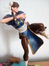 Street fighter chun Lee statue beautiful condition