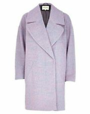 River Island Wool-Blend Oversized Coat / Was Selling At Asos **NEW** Size: 10