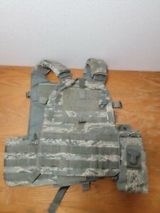 LBT-6094B Modular Large Plate Carrier Tactical Vest Without Inserts Size Large