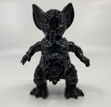 Paul Kaiju Mini Mockbat Unbox Industries All Black Sofubi