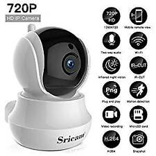 Cámara IP Inalámbrica ocday 720P HD Wi-Fi de casa seguridad de interiores Baby Monitor ir.. nuevo Y En Caja