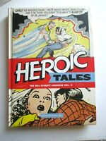 FANTAGRAPHICS HEROIC TALES BILL EVERETT ARCHIVES VOL 2 HC 1ST PRINT