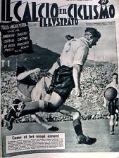 IL Calcio Illustrato 22/05/1952 Speciale Film Italia Inghilterra 1-1  [GS35]