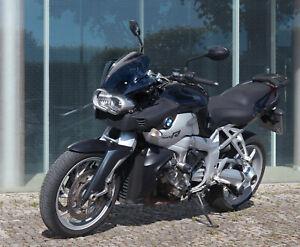 BMW K 1200 R schwarz in sehr gutem Zustand mit vielen Extras