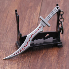 League of Legends Sinister Blade Katarina Weapon Model Key Chain Ring PENDANT