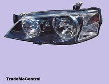 Ford Territory SX SY Head Light Left Side 2004 2005 2006 2007 2008 2009 Black LH