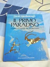IL PRIMO PARADISO DAVID ATTENBOROUGH