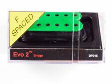 DiMarzio F-spaced Evo 2 Bridge Humbucker Green DP 215