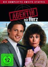 AGENTIN MIT HERZ, Staffel 2 (5 DVDs) NEU+OVP