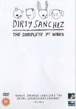 Dirty Sanchez - The Complete First Series  DVD Matthew Pritchard, Lee Dainton, D