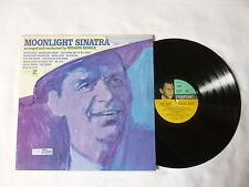 FRANK SINATRA ~ MOONLIGHT SINATRA ~ NEAR MINT 1966 UK JAZZ VINYL LP ~ NICE AUDIO