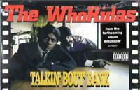 The Whoridas Talkin About Bank Rap Hiphop Cassette Tape Single New Sealed