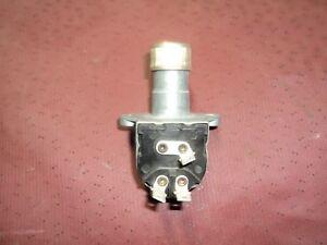1955 1956 Chevrolet Belair truck Hudson scout Headlight Dimmer Switch