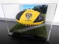 ✺Signed✺ TRENT COTCHIN Richmond Football COA Tigers 2017 2019 2020 Jumper AFL