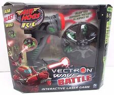 Air Hogs R/C VECTRON WAVE BATTLE Interactive Laser Game Green NEW