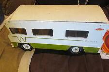 Vintage Tonka Winnebago Indian Pressed Metal Motor Home Camper 1970s NICE!!!