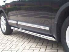 Nissan Qashqai + 2 Originale Cromato Porta Protezioni/Strisce Set KE760EY000 4PZ