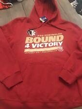NWT 2014 Vizio BCS National Championship Florida State Seminoles 2XL  sweatshirt