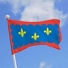 DRA045  DRAPEAU  BERRY   90X150 CM   NEUF AVEC  OEILLET  DE  FIXATION FLAG