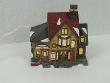 Dickens Collectables Victorian Series Porcelain Lighted Game Keeper's Pub