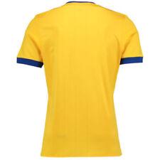 Camisetas de fútbol de clubes internacionales 2ª equipación amarillos talla L