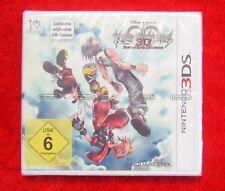 Kingdom Hearts 3D Dream Drop Distance, Nintendo 3DS Spiel Neu, deutsche Version