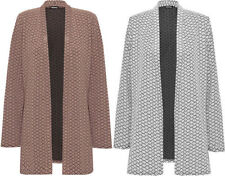 Women's Polyester Geometric Jumpers & Cardigans