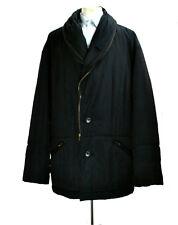 ISSEY MIYAKE Men's Shawl Cowl Nylon Parka Jacket Coat Med Avant Garde Vintage
