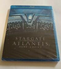 Stargate Atlantis Fans' Choice (Blu-ray Disc)