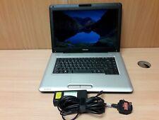 Toshiba Satellite Pro L450 Laptop 2.20Ghz 3Gb RAM 160Gb Hdd Windows 10 HY 9775