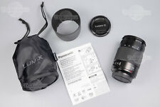 READ! Panasonic 35-100mm f2.8 II Lumix G X Vario Power O.I.S MFT M43 Zoom Lens