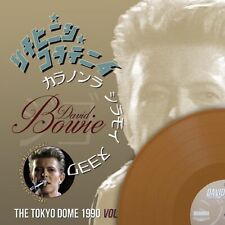 David Bowie THE TOKYO DOME 1990 VOLUME ONE Ltd / 280 Coloured Vinyl lp rare live