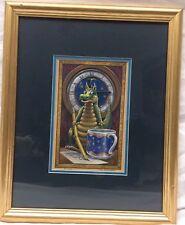 "Randall Spangler Limited Edition ""over Caffeinated"" Dragon Print 80/950 1993"