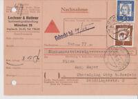 BUND, Mi. 348,355, NN-München 1.9.62, AKS Seefeld