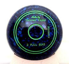 Taylor Junior Crown Green Bowls