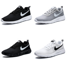 New Mens Sports Lightweight Trainers Running Sneakers Tennis Fitness Shoes Size