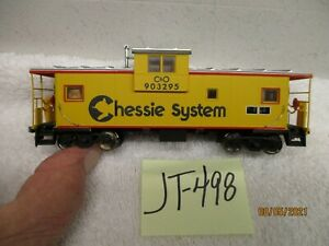JT-498 ATLAS WIDE VISION CABOOSE CHESSIE SYSTEM C&O 903295