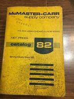 McMaster-Carr Supply Company Catalog 82 1976 Tool Supply Asbestos