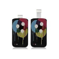 Coque Etui Pochette pour Apple iPhone 5 / 5S / 5C / iPod Touch avec motif LM08