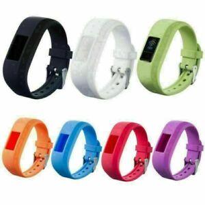 Silicone Wrist Band Strap Bracelet for Garmin Vivofit JR 2 Tracker Accessories