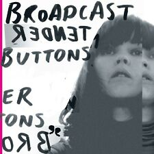 BROADCAST - TENDER BUTTONS (LP+MP3)  VINYL LP + DOWNLOAD NEW+